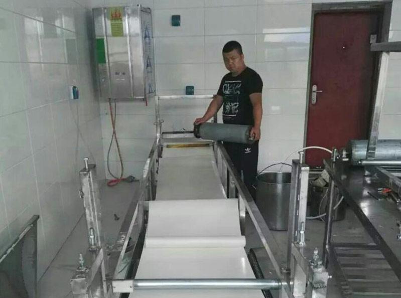 蒸汽发生器用于河粉机