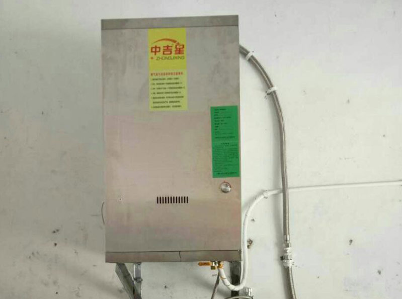 蒸汽发生器用于食品设备配套