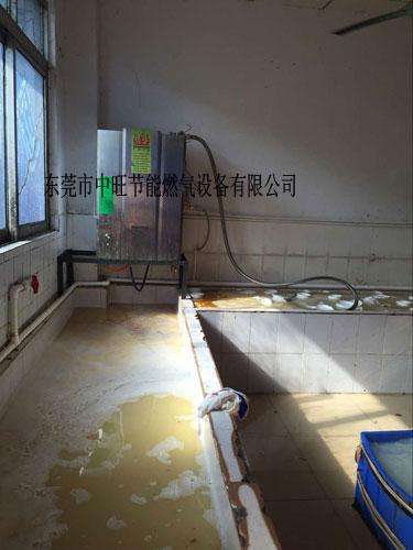 燃气蒸汽发生器配套洗碗池加热水