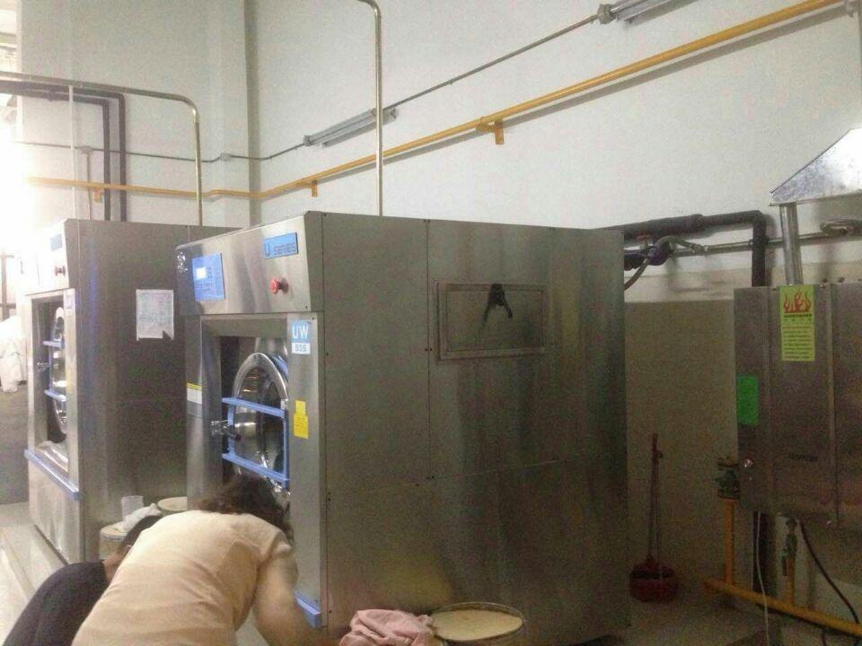 洗衣设备配套蒸汽发生器案例